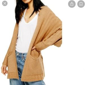 Top shop oversized cardigan